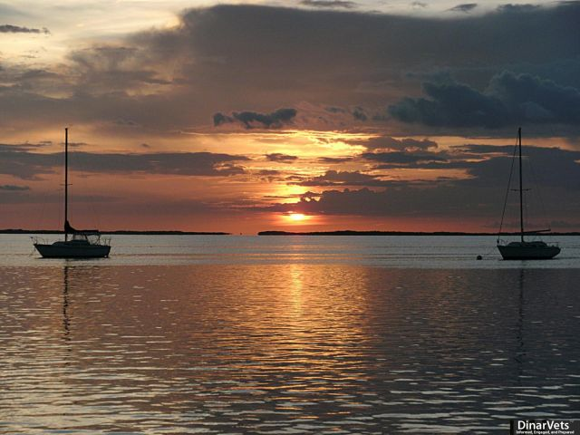 sunset key largo