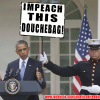 impeach douchebag