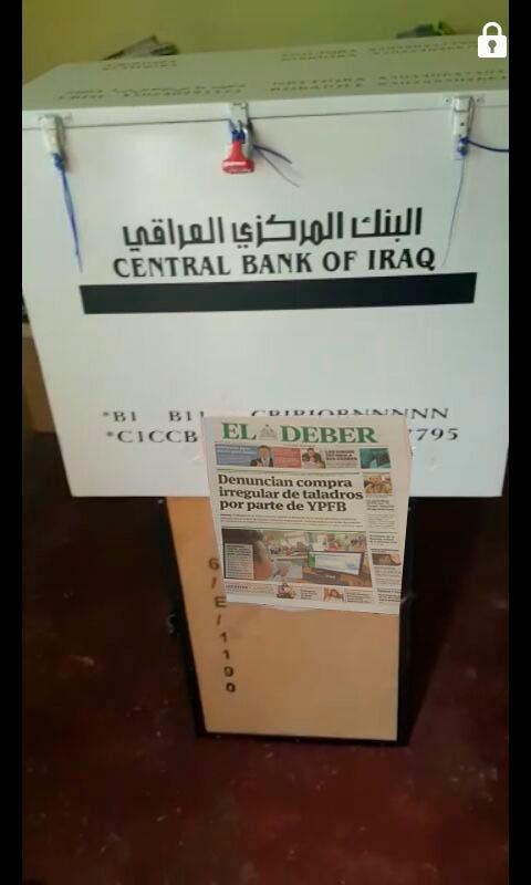 dinar boxes