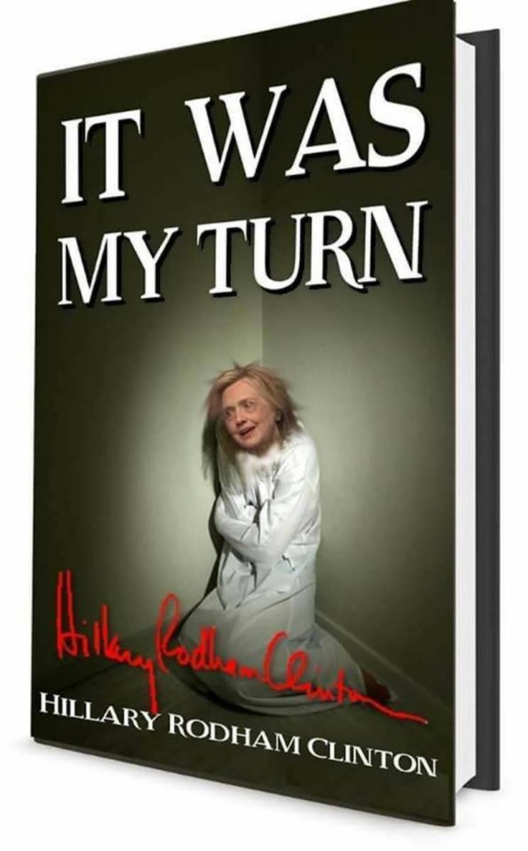 Crazy Clinton Book Tour
