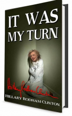 Crazy Clinton Book Tour