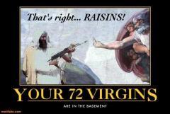 72 RAISINS