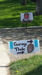HUUUUGE Garage Thale